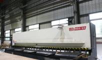 不锈钢大型剪板机