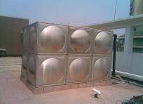 不锈钢蓄水箱
