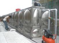 不锈钢水箱现场焊接