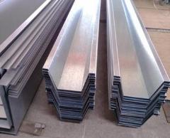 不锈钢天沟加工
