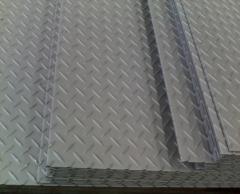 T字防滑不锈钢板