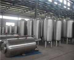 不锈钢储存罐生产厂家,按需定做