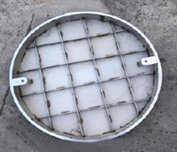 不锈钢圆形沙井盖